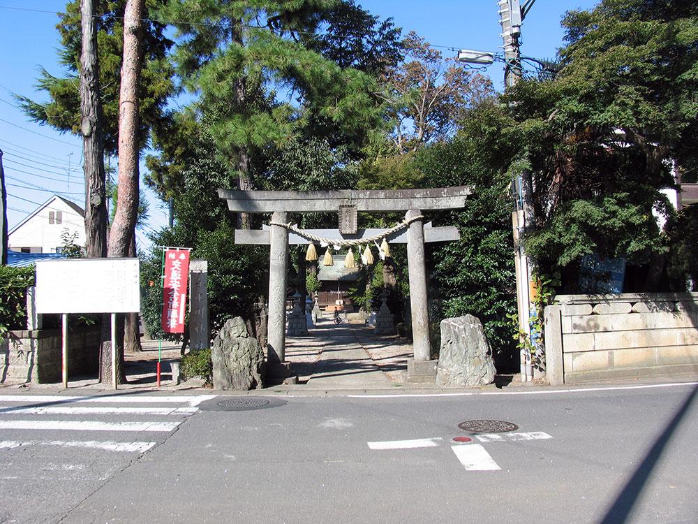 095-上鶴馬氷川神社